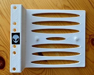 offthegridit UniFi USG Rack Mount Bracket